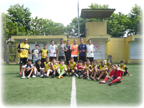 サン・ベルナルド・ド・カンポ市の地元クラブ:played with another Football Club of sao bernardo do campo