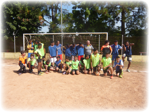 played with Football Club of sao bernardo do campo